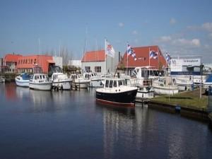 Marina 2 vanaf water